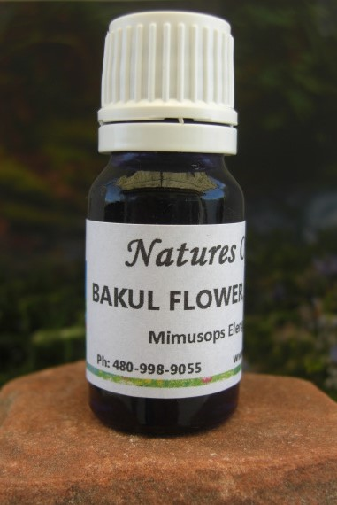Nature's Oils Bakul, Attar