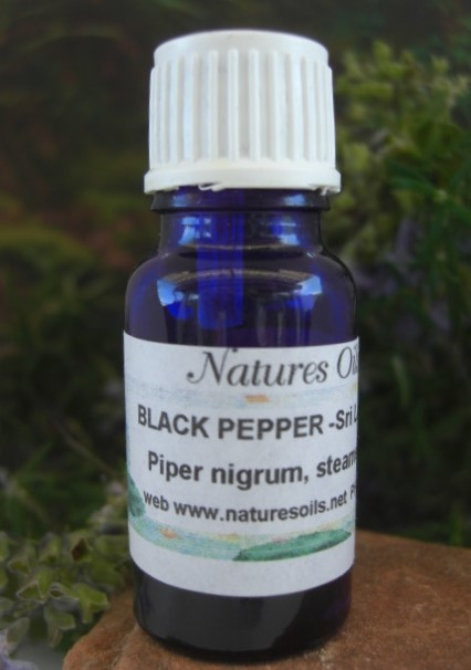 Nature's Oils Black Pepper