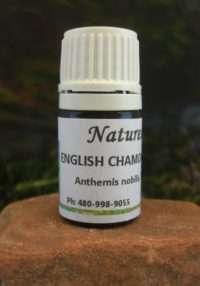Nature's Oils Chamomile, English