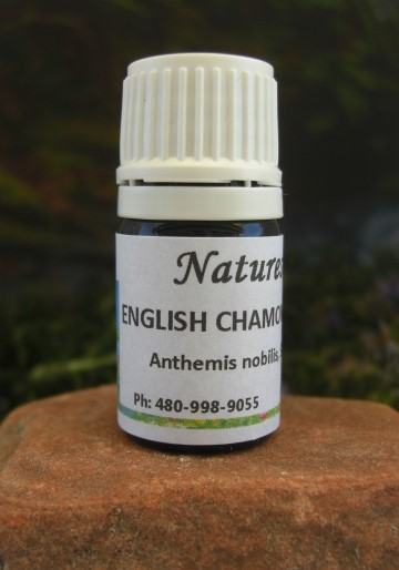 Nature's Oils Chamomile, English