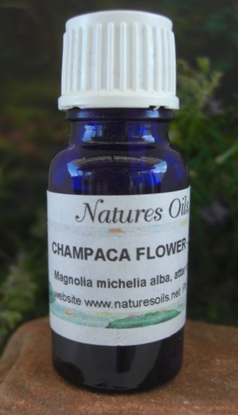 Nature's Oils Champa Attar