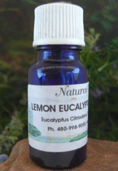 Nature's Oils Eucalyptus, Lemon