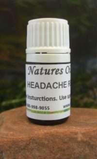 Nature's Oils Headache Relief