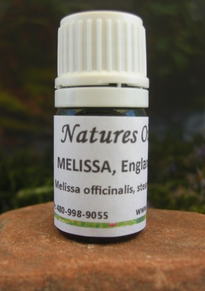 Nature's Oils Melissa