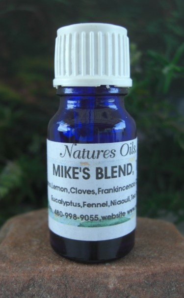 Nature's Oils Mike's Blend