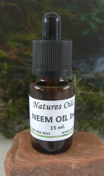 Nature's Oils Neem