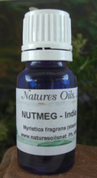 Nature's Oils Nutmeg Oil