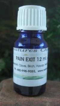 Nature's Oils Pain Exit Blend