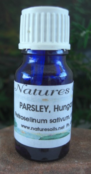 Nature's Oils Parsley
