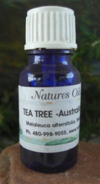 Nature's Oils Tea Tree