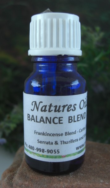 Nature's Oils Balance Blend