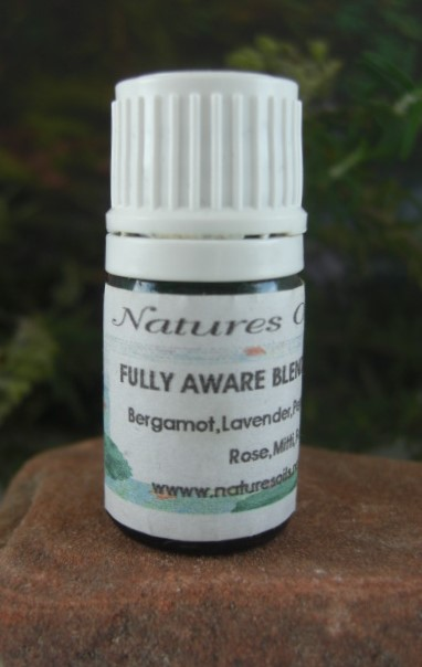 Nature's Oils Fully Aware Blend
